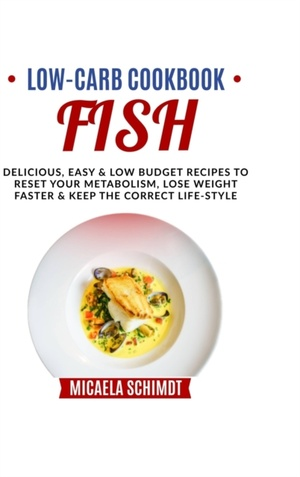 Low-carb Cookbook-fish