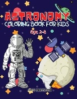 Astronomy coloring book