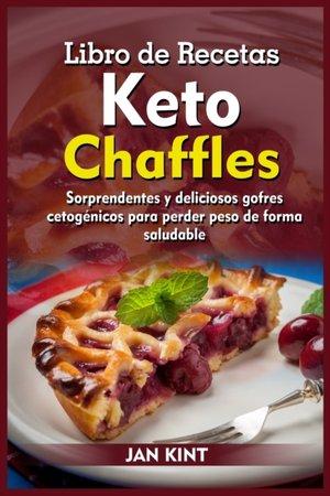 Libro De Recetas Keto Chaffles