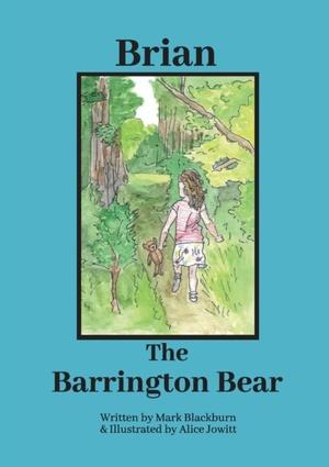 Brian The Barrington Bear