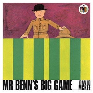Mr Benn's Big Game