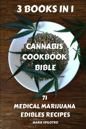 Cannabis Cookbook Bible