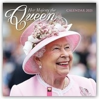 HER MAJESTY THE QUEEN WALL CAL