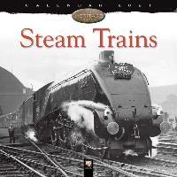 Steam Trains Heritage Wall Calendar 2021 (art Calendar)