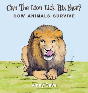 Can The Lion Lick His Face?
