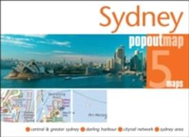 Sydney Popout Map