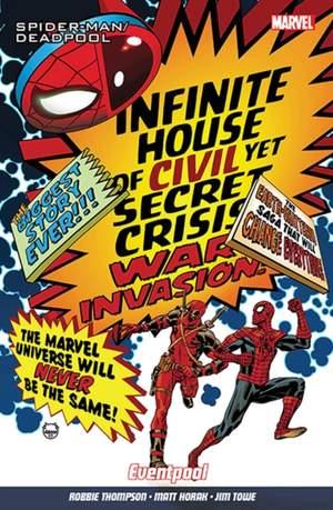 Spider-man/deadpool Vol. 9: Eventpool