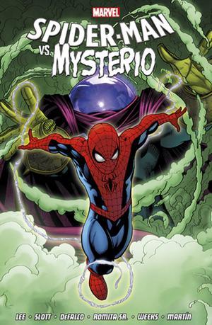 Spider-man Versus Mysterio
