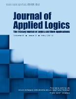 Journal Of Applied Logics - The Ifcolog Journal Of Logics And Their Applications