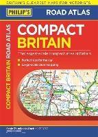 Philip's Compact Britain Road Atlas