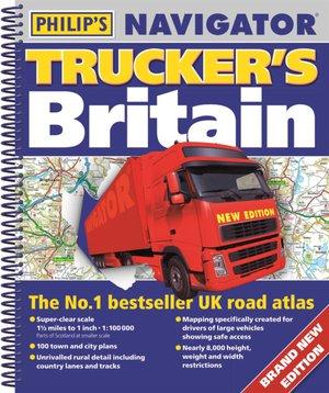 Philip's Navigator Trucker's Britain