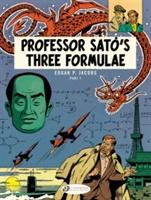 Blake & Mortimer Vol. 22: Professor Satos Three Formulae Pt1