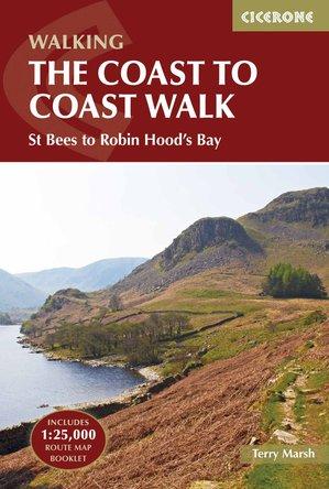 Coast to Coast walk / St Bees to Robin Hood's Bay