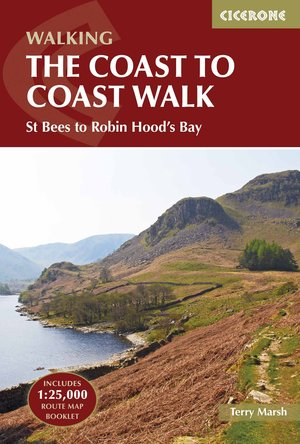 Coast to Coast walk / St Bees to Robin Hood's Bay
