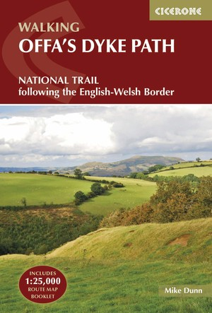 Offa's Dyke path walking guide / National Trail
