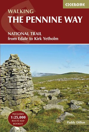 Pennine Way / National Trail from Edale to Kirk Yetholm