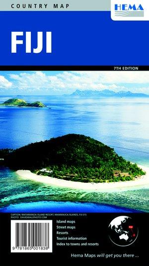 Fiji 1 : 625 000