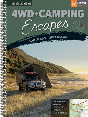 Queensland South East 4WD + Camping escapes