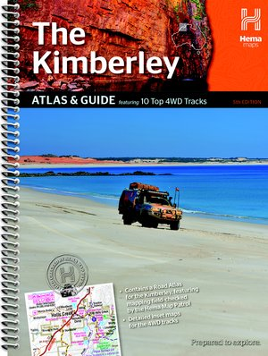 Kimberley atlas & outdoor gids