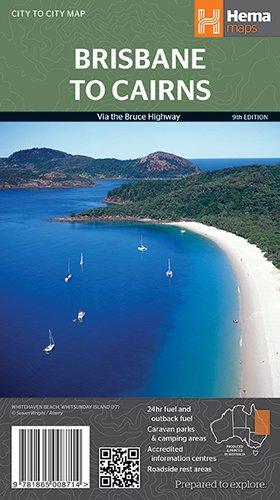 Brisbane tot Cairns via Bruce Highway