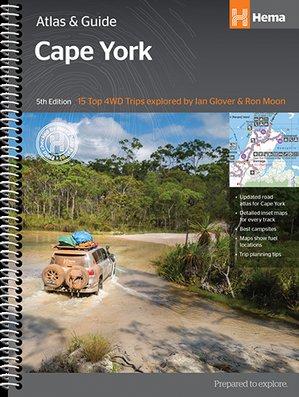 Cape York atlas & gids