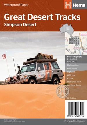 Simpson Woestijn