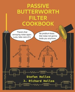 Passive Butterworth Filter Cookbook