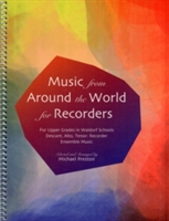 Music From Around The World For Recorders
