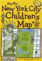 Guy Fox New York City Children's Map