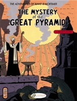 Blake & Mortimer Vol.3: The Mystery Of The Great Pyramid Pt 2