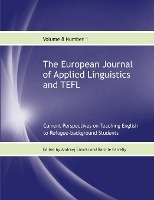 European Journal Of Applied Linguistics And Tefl Volume 8 Number 1