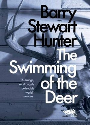 The Swimming Of The Deer