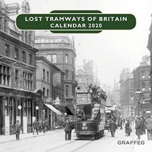 Lost Tramways Of Britain Calendar