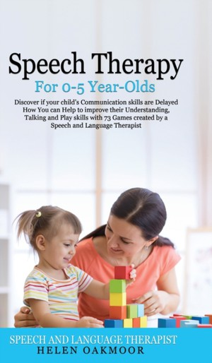 Speech Therapy For 0-5 Year Olds
