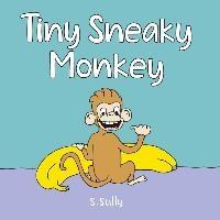 Tiny Sneaky Monkey