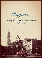 Hague's History Of The Law, 1837-1867