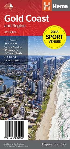 Gold Coast & omgeving handy