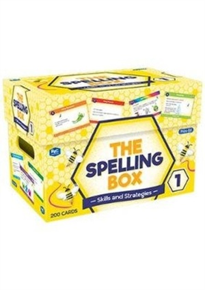 Spelling Box 1