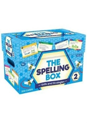 Spelling Box 2