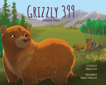 Grizzly 399 - Hardback 2nd Edition