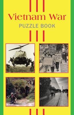 Vietnam War Puzzle Book