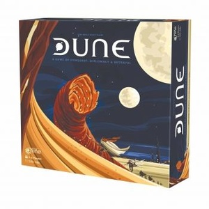 Dune the boardgame