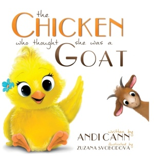 The Chicken Who Thought She Was A Goat