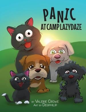 Panic At Camp Lazydaze