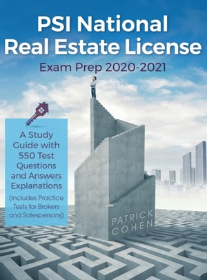 PSI National Real Estate License Exam Prep 2020-2021