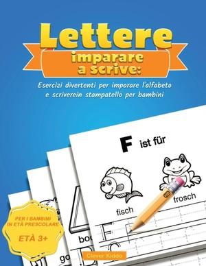 Lettere Imparare A Scrivere