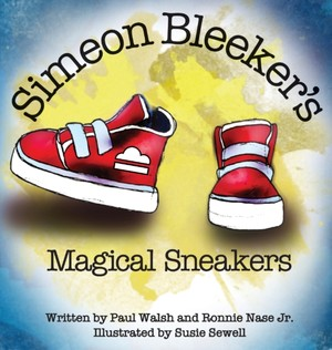 Simeon Bleeker's Magical Sneakers
