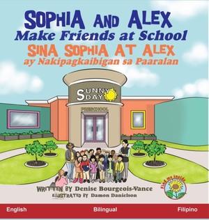 Sophia And Alex Make Friends At School
