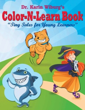 Color-n-learn Book