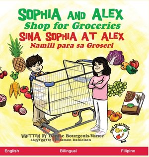 Sophia And Alex Shop For Groceries
